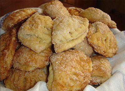 Печенье гусиные лапки рецепт без творога 196