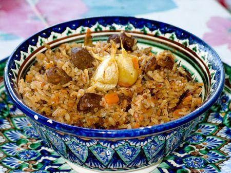 "А-ля ""плов Султана Азиза"" – кулинарный рецепт"
