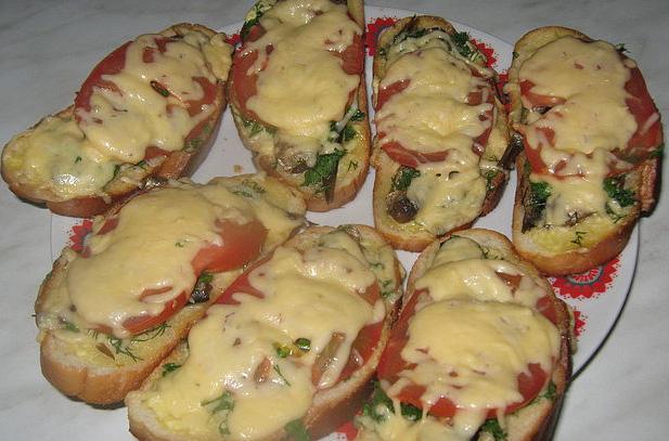 рецепт бутерброд со шпротами фото