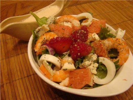 Рецепт салата «Гурман»