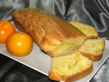 Рецепт мандаринового кекса