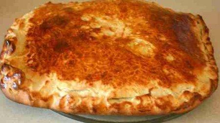 Рецепт пирога «Курник»