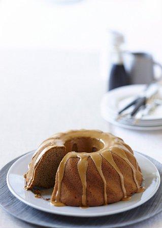 Рецепт кофейного кекса