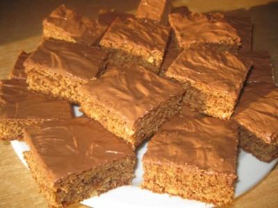Рождественский рецепрт имбирного печенья с шоколадом