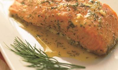 блюда из красной рыбы с фото