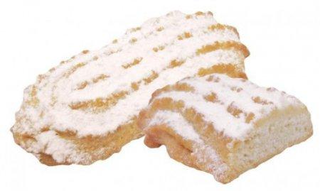 Рождественский рецепт печенья «Нежность»