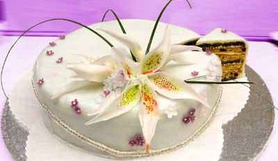 Рецепт торта «Серебряная свадьба» на 14 февраля