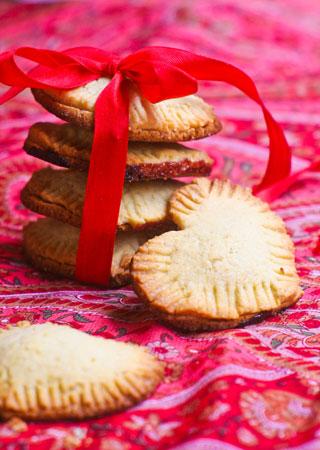 Рецепт на 14 февраля - печенье «Сердечки» с конфитюром