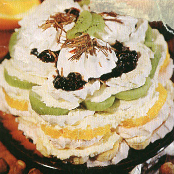 Рецепт на 14 февраля - Десерт с зефиром