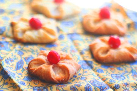 Рецепт на 14 февраля - Творожное печенье «Конвертики»