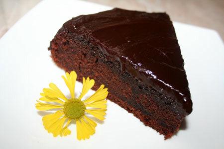 Рецепт на 14 февраля - Шоколадно – медовый торт