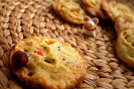 Рецепт на День всех влюбленных - Печенье с кусочками белого шоколада