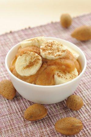 Рецепт на 14 февраля - Слоеный банановый десерт