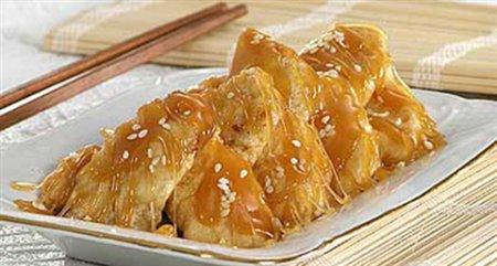 Рецепт на 14 февраля - Жареные бананы с кунжутом и мускатным орехом