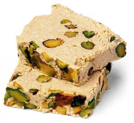 Рецепт на 14 февраля - Домашняя халва с орешками