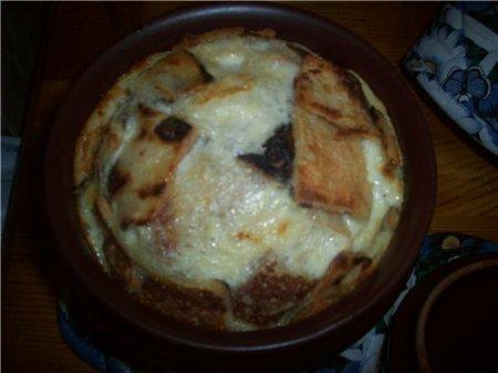 Рецепт блинчиков в горшочке на Масленицу