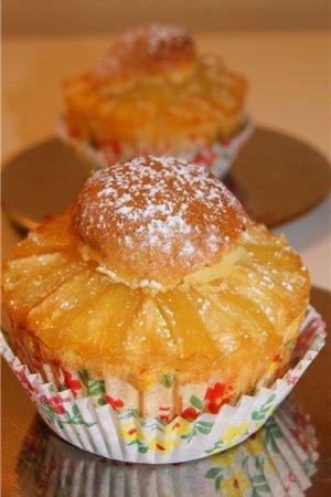 Рецепт на 14 февраля - Ананасовые миндальные бисквиты