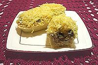 Рецепт легкого салата с курицей и грибами в тарталетках - рецепт на 8 марта