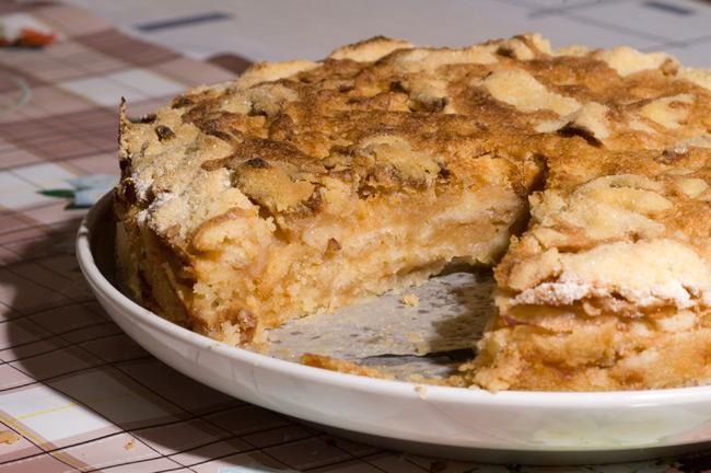 Пироги с яблочным пюре рецепт с фото