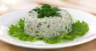 """Рецепт салата с сыром """"Рокфор"""" и орехами"""