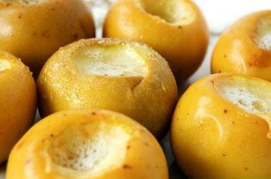 Рецепт фаршированных яблок