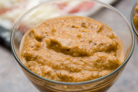 Рецепт баклажановой закусочной пасты