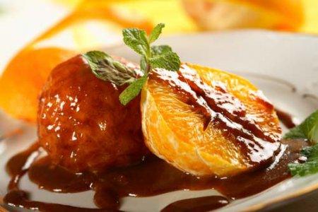 Рецепт апельсиново-шоколадного соуса