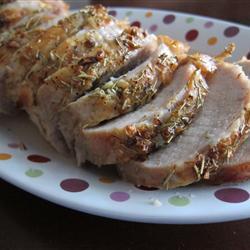 Рецепт свинины в духовке с винной подливой