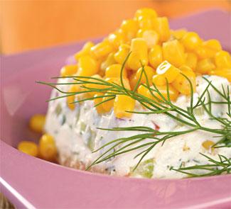 Рецепт овощного желе-мусса