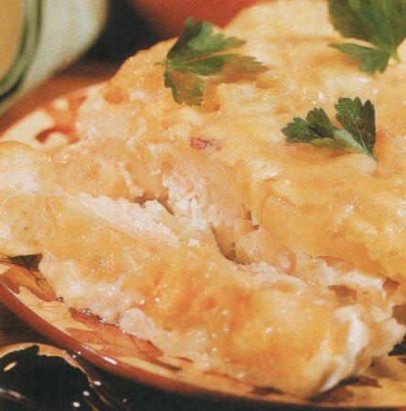 Рецепт запеканки из салаки с картофелем