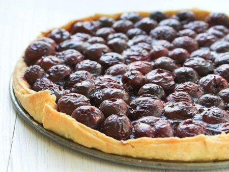 Рецепт вишневого тарта