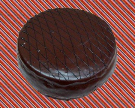 Рецепт бисквита с шоколадом