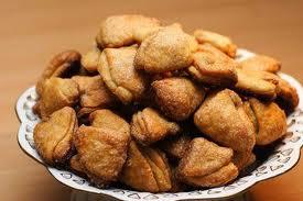 Рецепт творожного печенья с начинкой