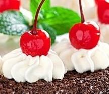 Рецепт торта из шоколадных блинчиков под сливочно-шоколадным кремом