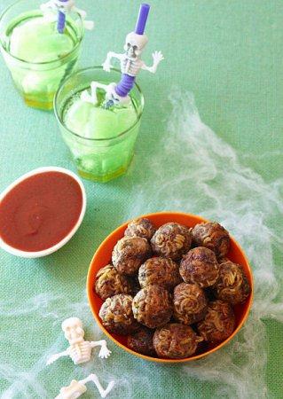 Рецепт шариков из внутренностей