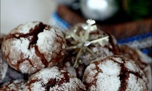 Рецепт печенья Трюфели