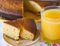 Рецепт желтого пирога
