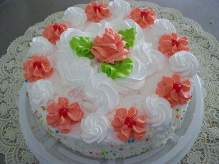 Рецепт торта «Белоснежка и гномы»