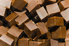 Домашний ирис с шоколадом