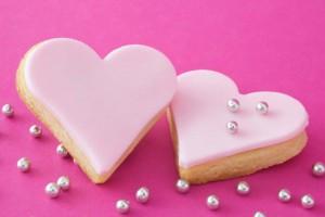 Рецепт – Печенье в форме сердечек на День святого Валентина