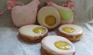 Рецепт лимонного печенья к празднику