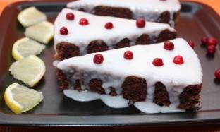 Рецепт нежного пирога из свеклы
