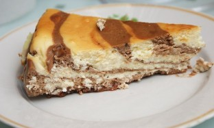 Рецепт нежного торта из творога