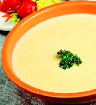 рецепт картофельного супа с телятиной