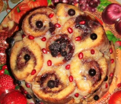 "Рецепт торта ""Шапка Мономаха"""
