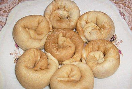 Рецепт блинной улитки с грибами