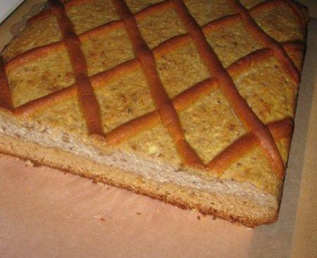Медовый пирог рецепт