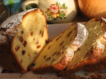 Рецепт фунтового кекса