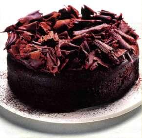 Рецепт торта «Шоколадное удовольствие»