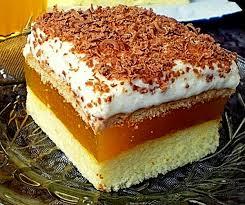 Рецепт торта «Ламбада»